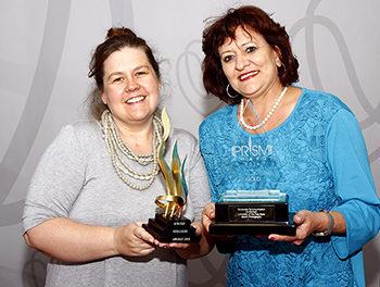 Description: Martie en Leonie award Tags: Martie en Leonie award