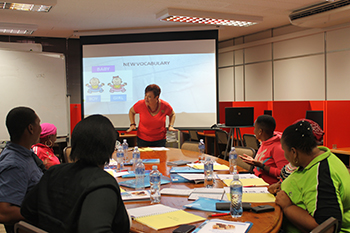 Description: UFS provides sign language skills to locals  Tags: Sign language