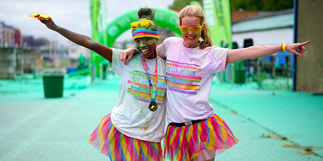 Description: Bloem Campus to host Color Run Tags: Bloem Campus to host Color Run