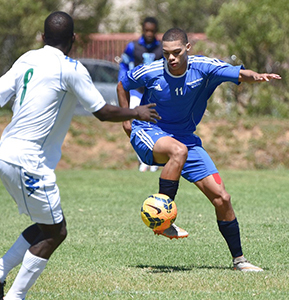 Description: 2016 04 12 KL Soccer Tags: Kovsies successfully host USSA Football Club Championships
