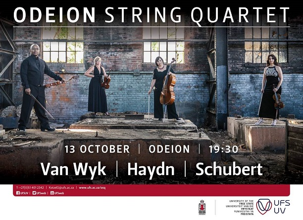 Description: Odeion String Quartet Tags: Odeion String Quartet