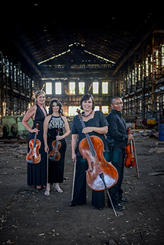 Description: Odeion String Quartet performs in Tanzania and Austria Tags: Odeion String Quartet performs in Tanzania and Austria