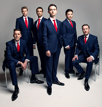 Description: The Kings Singers Tags: The Kings Singers