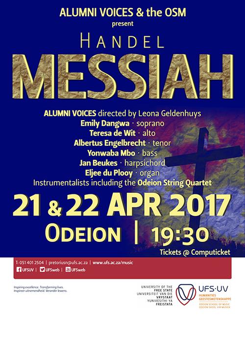 Beskrywing: Arts Diary Messiah Sleutelwoorde: Arts Diary Messiah