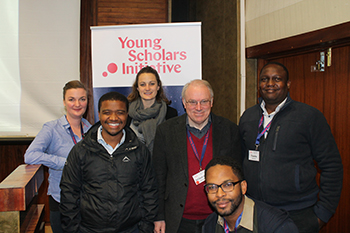 Description: Cambridge readmore Tags: : Young Scholars Initiative, International Studies Group, University of Cambridge, University of the Free State, Prof Gareth Austin