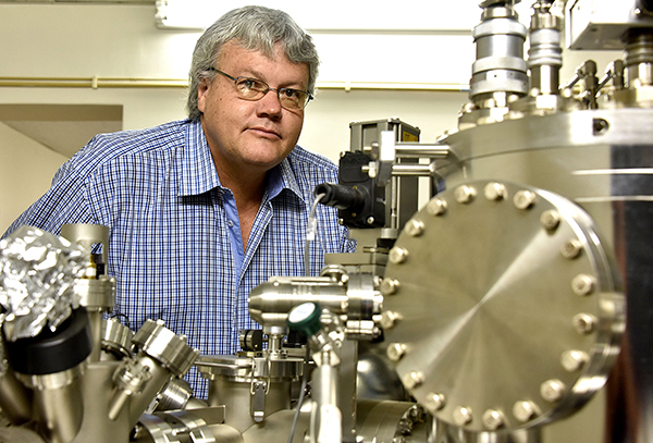Description: Prof Hendrik Swart, Physics Research Chair receives more funding Tags: Prof Hendrik Swart, Physics Research Chair receives more funding