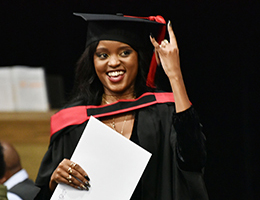 Description: 1. Law 2018 Tags: Bloemfontein graduation ceremonies, Dr Khotso Mokhele, Prof Francis Petersen, Dr Anthony Turton, UFS Graduations, Hannes van Wyk, Kwela, David Abbey, Zola Valashiya, Chantelle Pretorius