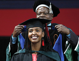 Description: 2018 student June grad small Tags: UFS graduation, June graduations