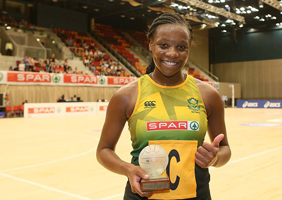 Description: 1.2018 new Khanyisa Tags: Selection into the National Netball Team; Fast 5; Source of Inspiration; Individual nurtures abilities of players; devastating blow; exceptional achievement