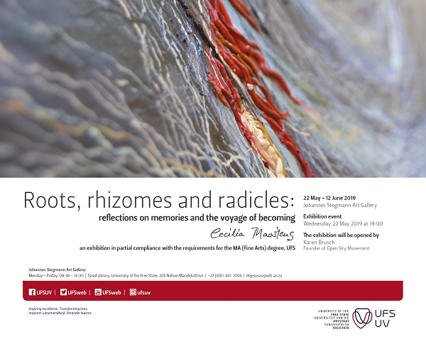 Description: 2019 Roots, Rhizomes and Radicles Tags: 2019 Roots, Rhizomes and Radicles