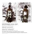 Intertwined 2005-2017: Nomusa Makhubu