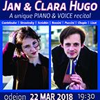 Jan & Clara Hugo