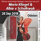 Maria Kliegel & Albie van Schalkwyk