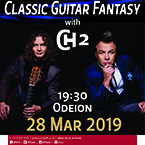 Classic Guitar Fantasy with CH2