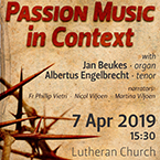 Passion Music In Context
