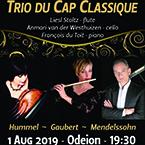 Trio du Cap Classique