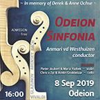 Odeion Sinfonia Concert