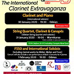 International Clarinet Extravaganza