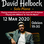 DAVID HELBOCK – Solo Piano