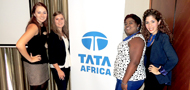 Kovsies present case studies to Tata Africa
