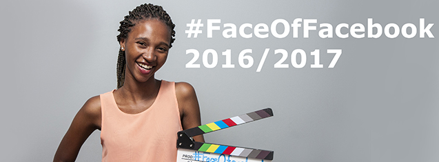 #FaceOfFacebook 2016/2017