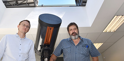 UFS Scientists part of team: Dissecting the Milky Way