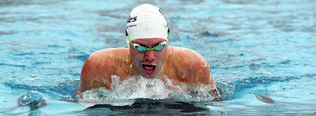 Johann swims his way to Olympics