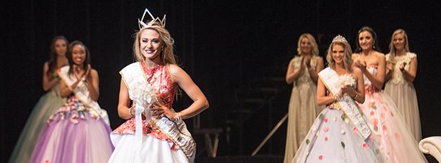 A Kovsie crowned Miss Free State 2016