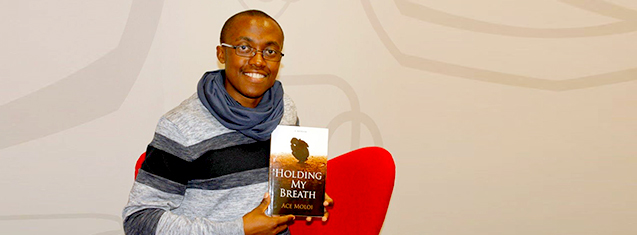 Second book by UFS alumnus celebrates his mother