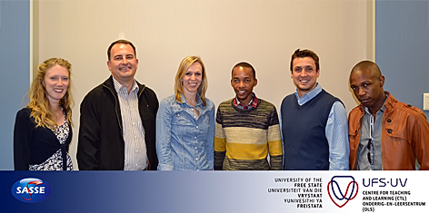 The South African Survey of Student Engagement Team