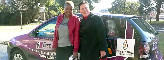 First Car makes life easier for our Kovsies with disabilitie