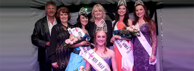 Two Kovsies crowned at Miss Deaf SA