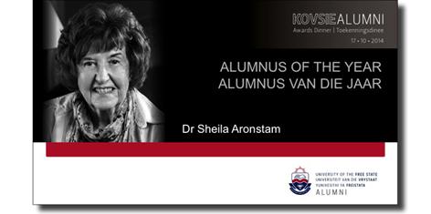 Kovsie Alumnus 2014