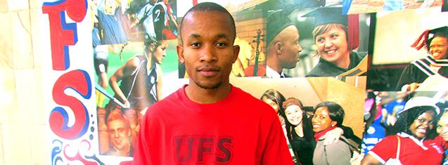Samuel Masingi dreams of a shared vision