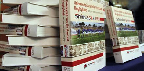 The Centenary Book of the UFS Rugby Club