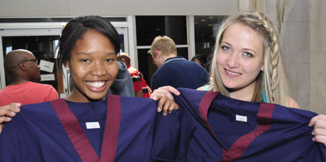 UFS students now officially medical doctors