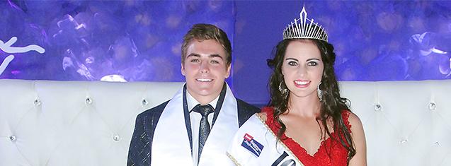 Rag Queen and Mr Rag crowned at Kovsies