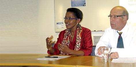 Department of Peace Studies Research; Uppsala University