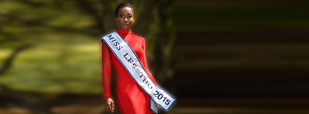 Kovsie student and reigning Miss Lesotho