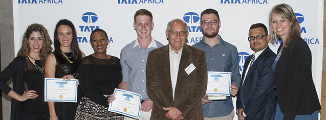 Trading innovative ideas for academic bursaries