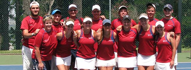 Kovsie Tennis team defends proud USSA record in Cape Town