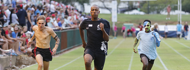 Wag-'n-Bietjie, Vishuis and Sonnedou the winners at athletic