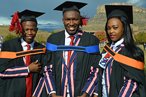 Description:Qwaqwa SRC members graduate  Tags: Qwaqwa SRC members graduate